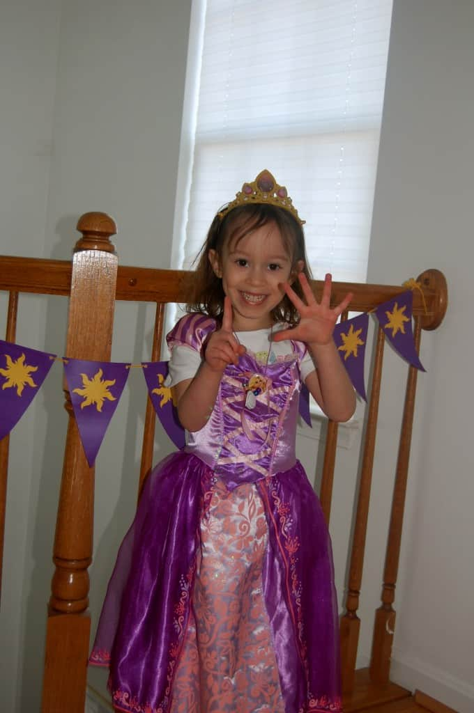 Tangled Birthday Party Games Activities Teachable Mommy