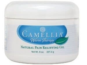 Camellia Natural Pain Relieving Gel Review and Giveaway!