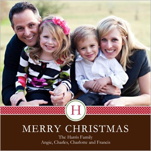 Shutterfly Christmas Cards.Shutterfly Christmas Card With Ashley And Company