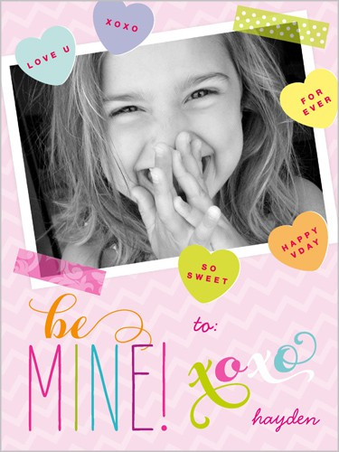 Shutterfly Valentine's Day Cards, Classroom Cards