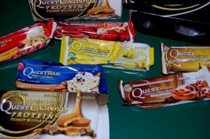 Quest Protein Bars, Gluten Free, Low Carb