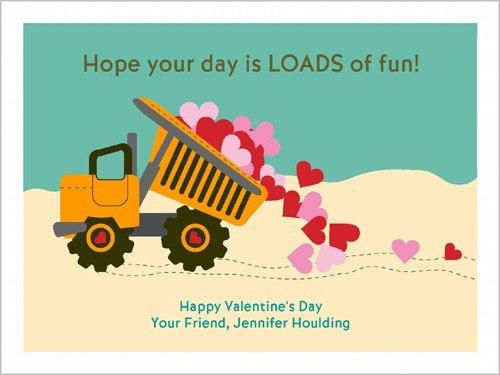 Shutterfly Valentine's Day Card