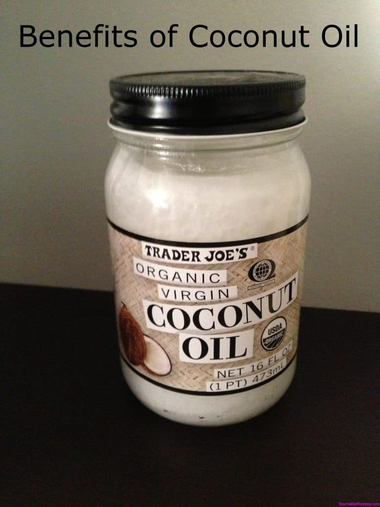 The Benefits of Coconut Oil