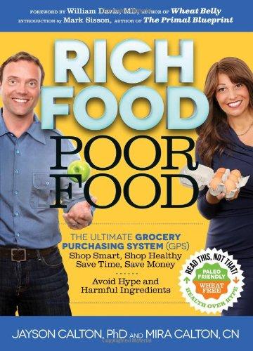 Rich Food Poor Food, Giveaway!