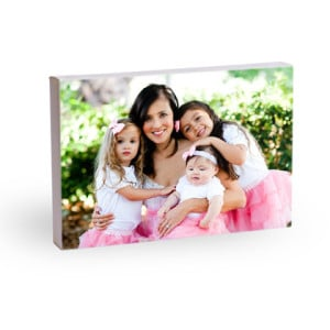 Tiny Prints Canvas Art, Mother's Day gift