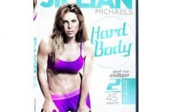 Review: Jillian Michaels' Slim for Life Book & Hard Body DVD
