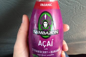 Sambazon Organic Juices and Smoothies Giveaway!