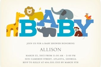 Tiny Prints: All About Baby Giveaway!