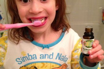 OraMD Natural Toothpaste Giveaway!