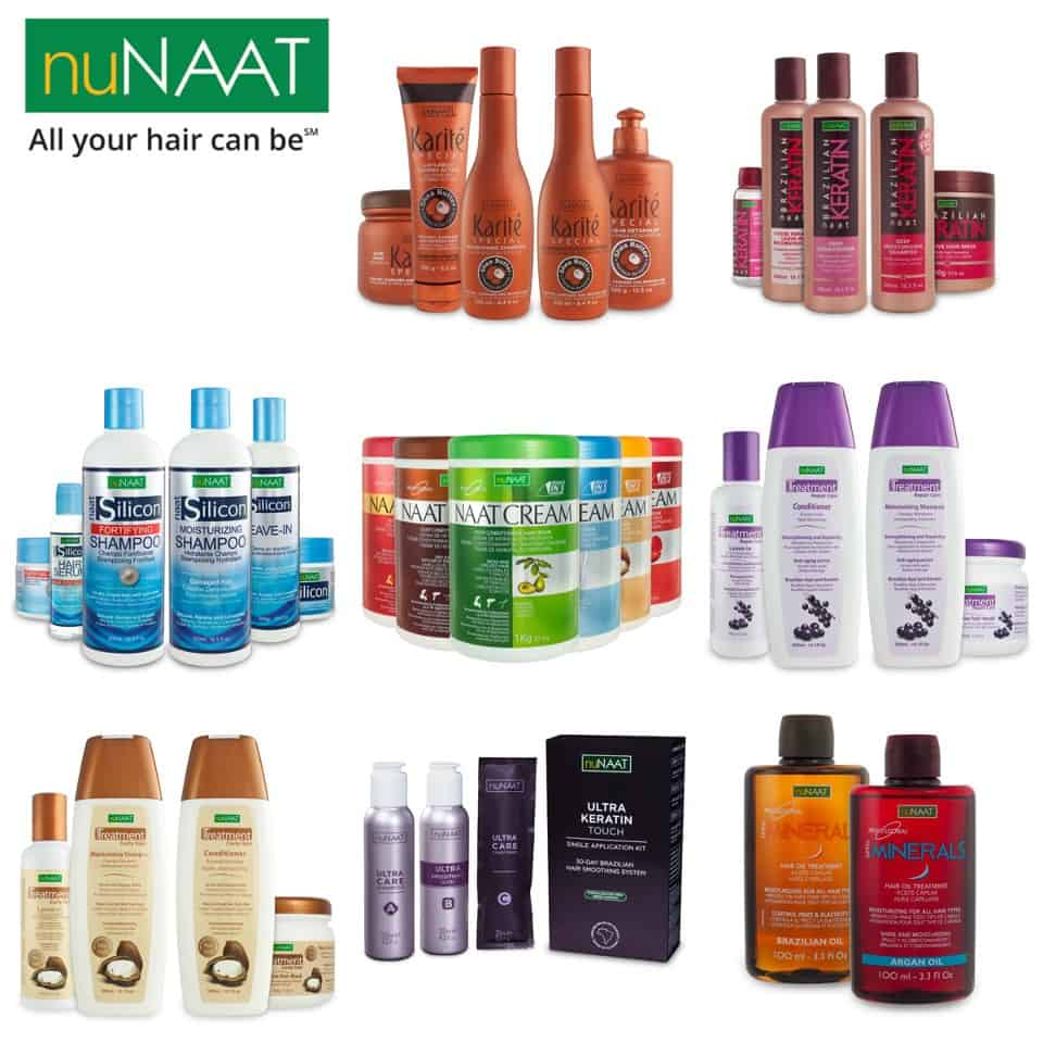 nuNAAT natural hair products, natural hair care