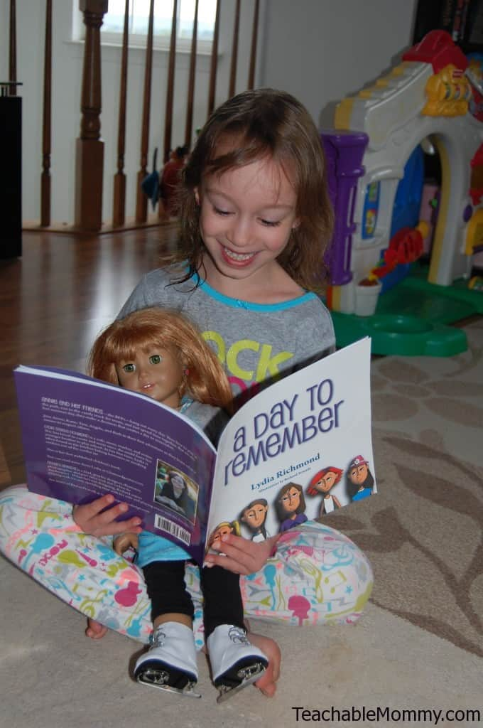 A Day to Remember Children's Book