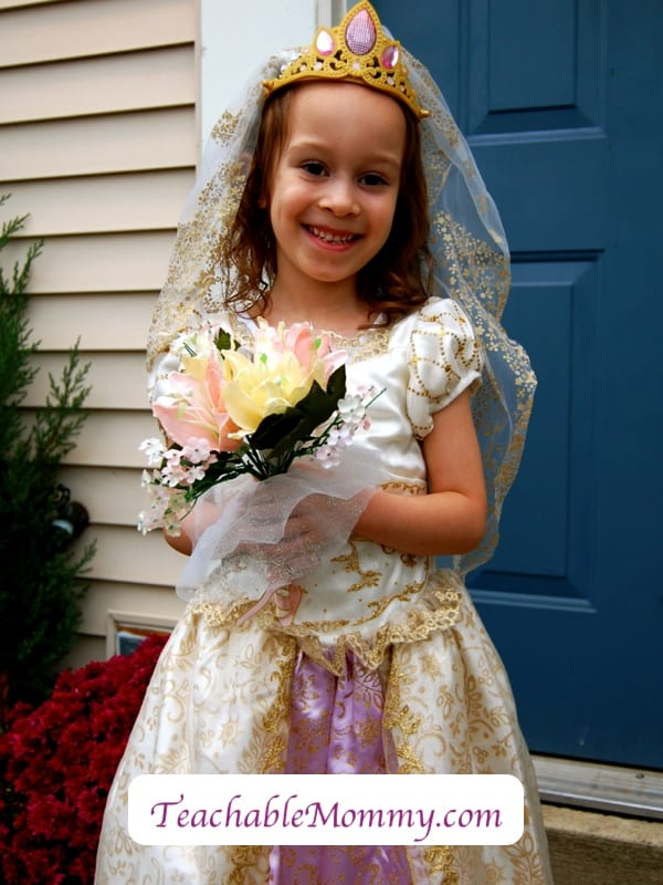 Rapunzel wedding dress, Disney Trip ideas, Disney Party ideas, Disney Activities