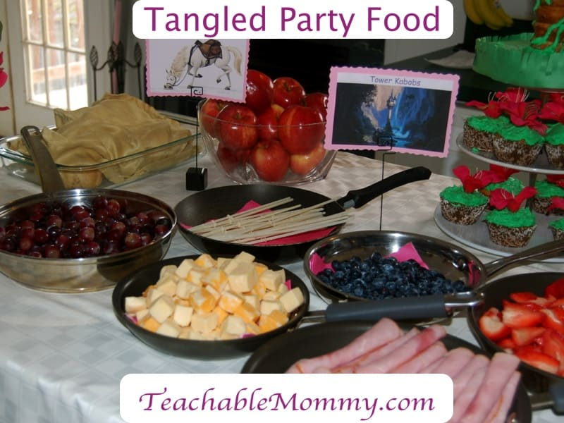 Disney Activities for kids, Tangled food, Tangled Party, Disney Trip
