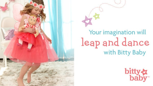 American Girl New Bitty Baby collection!