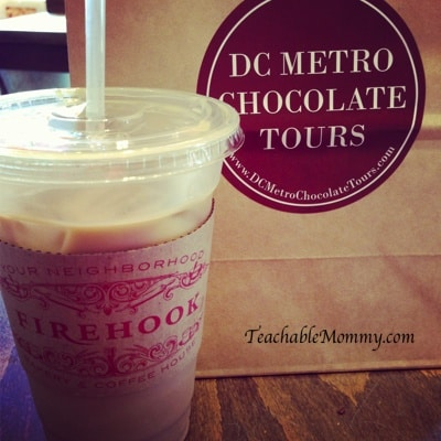DC Metro Chocolate Tour, use Xperience Days for booking your activities and special experiences!