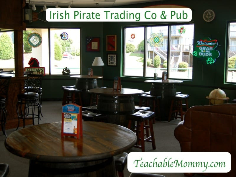 Irish Purate Trading Company and Pub, Emerald Isle NC