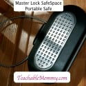 Back to School Protection from Master Lock