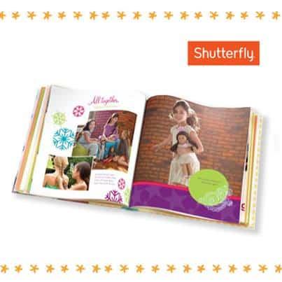 American Girl Shutterfly Offer