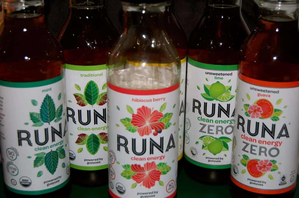 Runa Clean Energy Tea Giveaway!
