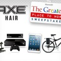 Walmart and Axe Hair The Greatest Place to Work Giftcard Giveaway!