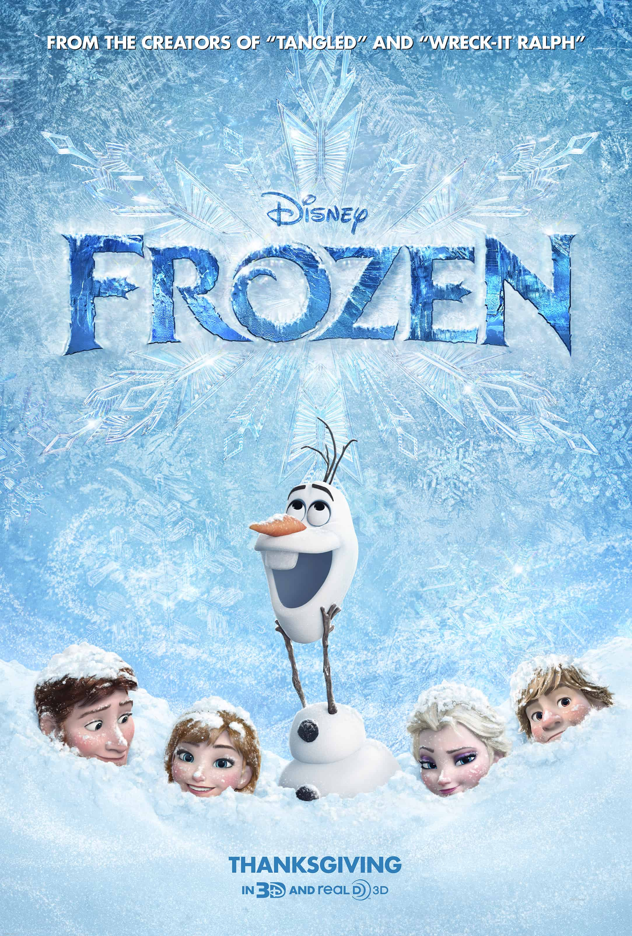 Are You Excited For Frozen? Frozen Is Disneyu0027s All New Animated Movie In  Theaters This Thanksgiving! Frozen Features An Amazing Cast Of Characters:  Elsa, ...
