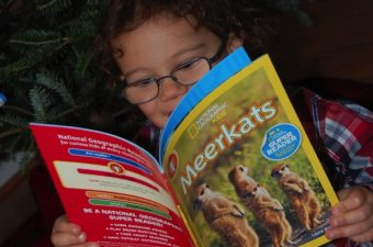 National Geographic Kids Books Holiday Gift Guide!