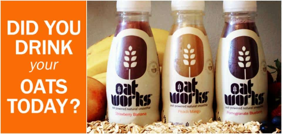 Oatworks Smoothie Giveaway