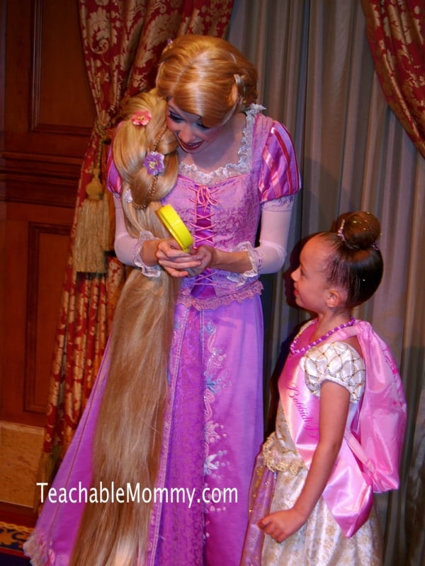 Bippity Boppity Boutique, Rapunzel Disney World, Fairy Tale Hall