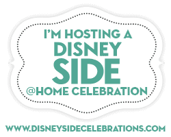 Disney Side @Home Celebration #DisneySide