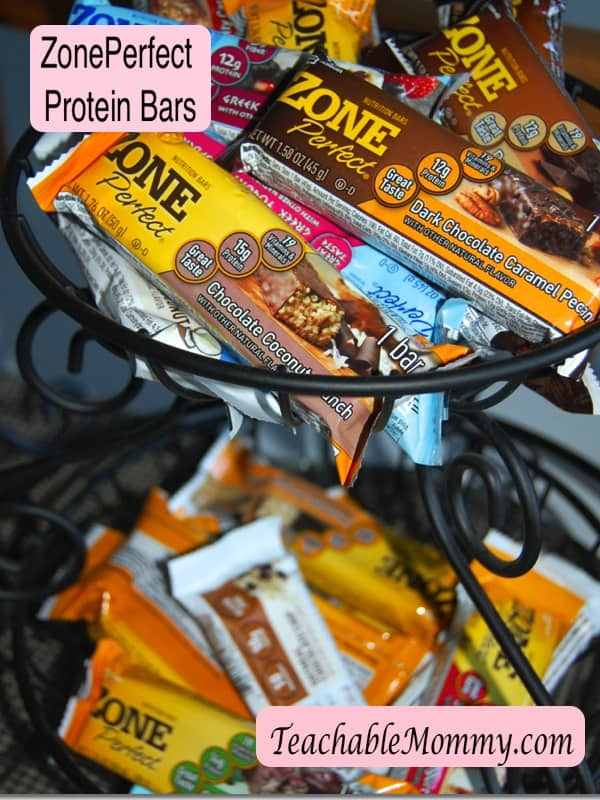 ZonePerfect Protein Bars