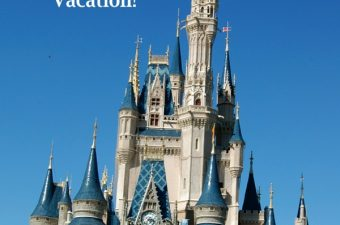 Our Disney World Vacation Part 1: Making the Most of Your Disney World Vacation!