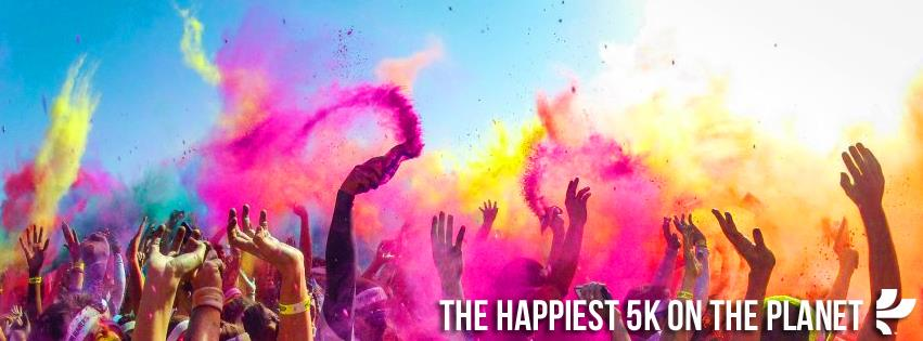 The Color Run #Happiest5K Discount Code Included