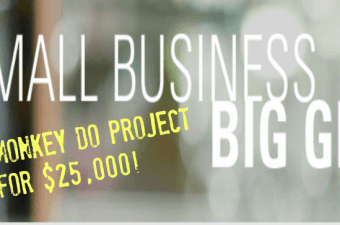 Vote Now to Help Monkey Do Project Win a FedEx Small Business Grant