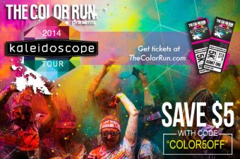 The Color Run Kaleidoscope Tour The #Happiest5K Discount Code Inside!