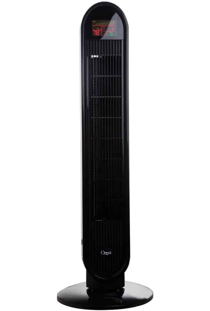 Ozeri 360 Tower Fan Review