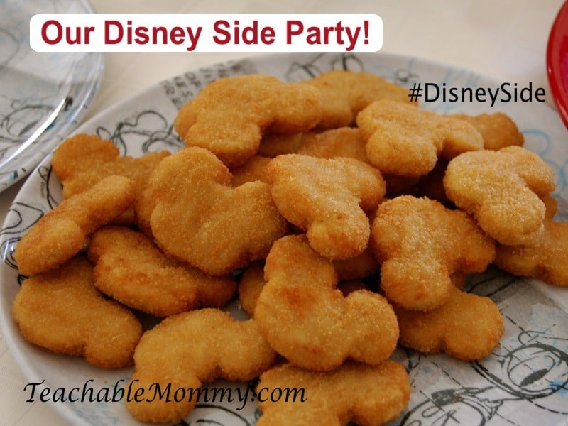 #DisneySide, Mickey Mouse Party