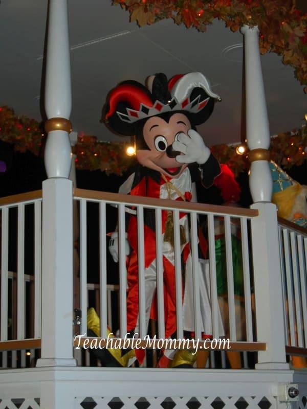 Boo to You Halloween Parade Disney World