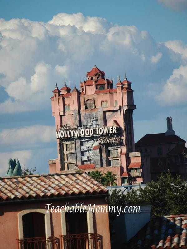 Hollywood Studios, Tower of Terror