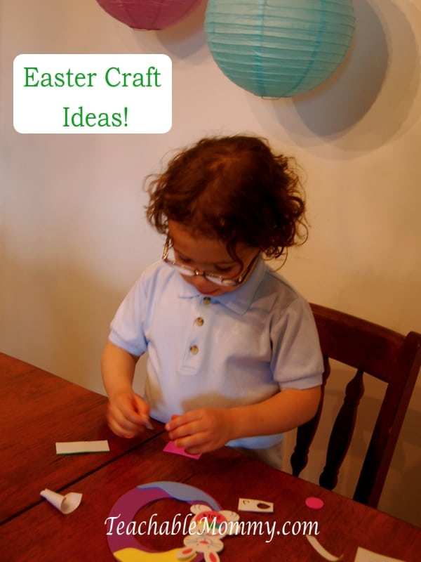 Oriental Trading Easter craft, easter craft ideas for kids