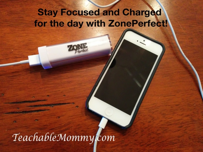 ZonePerfect Portable Cell Phone Charger Giveaway!