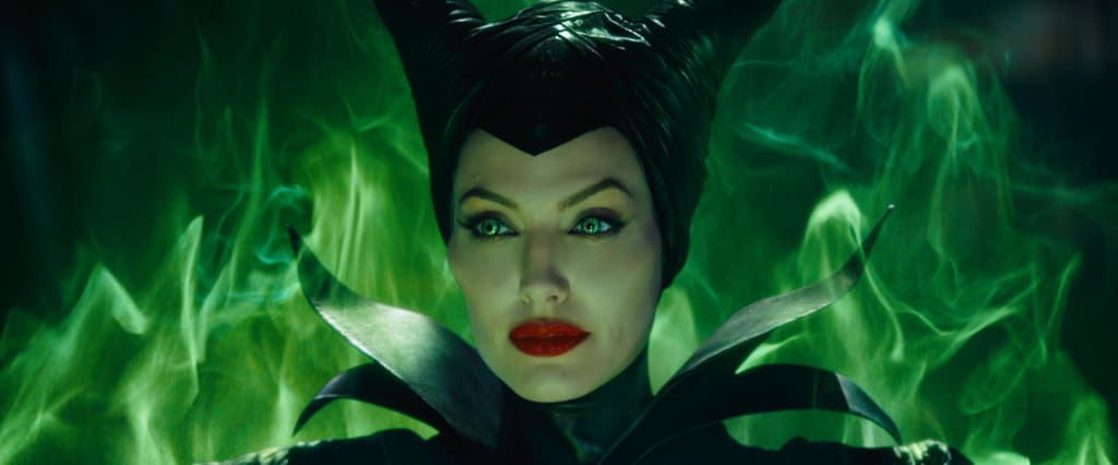 Maleficent Movie Review, Maleficent activity sheets