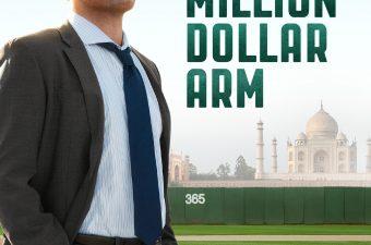 Disney's Million Dollar Arm Knocks it Out of the Park!
