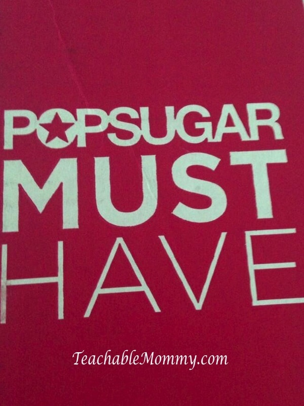 POPSUGAR Must Have Box discount code #musthavebox