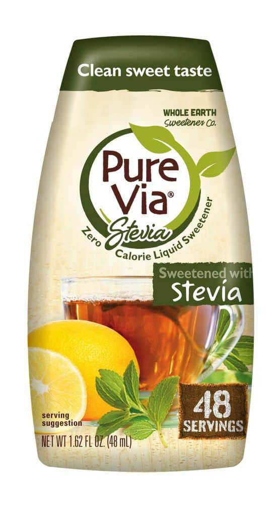 Pure Via natural liquid sweetener, Pure Via giveaway
