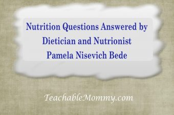 My Interview with Nutrition Expert Pam Nisevich Bede