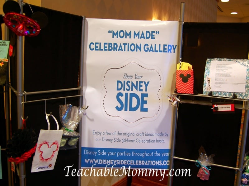 Disney Social media Moms on the road event, DisneySide