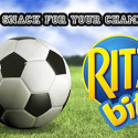 Ritz Bits Snack for Your Champion with PearUp