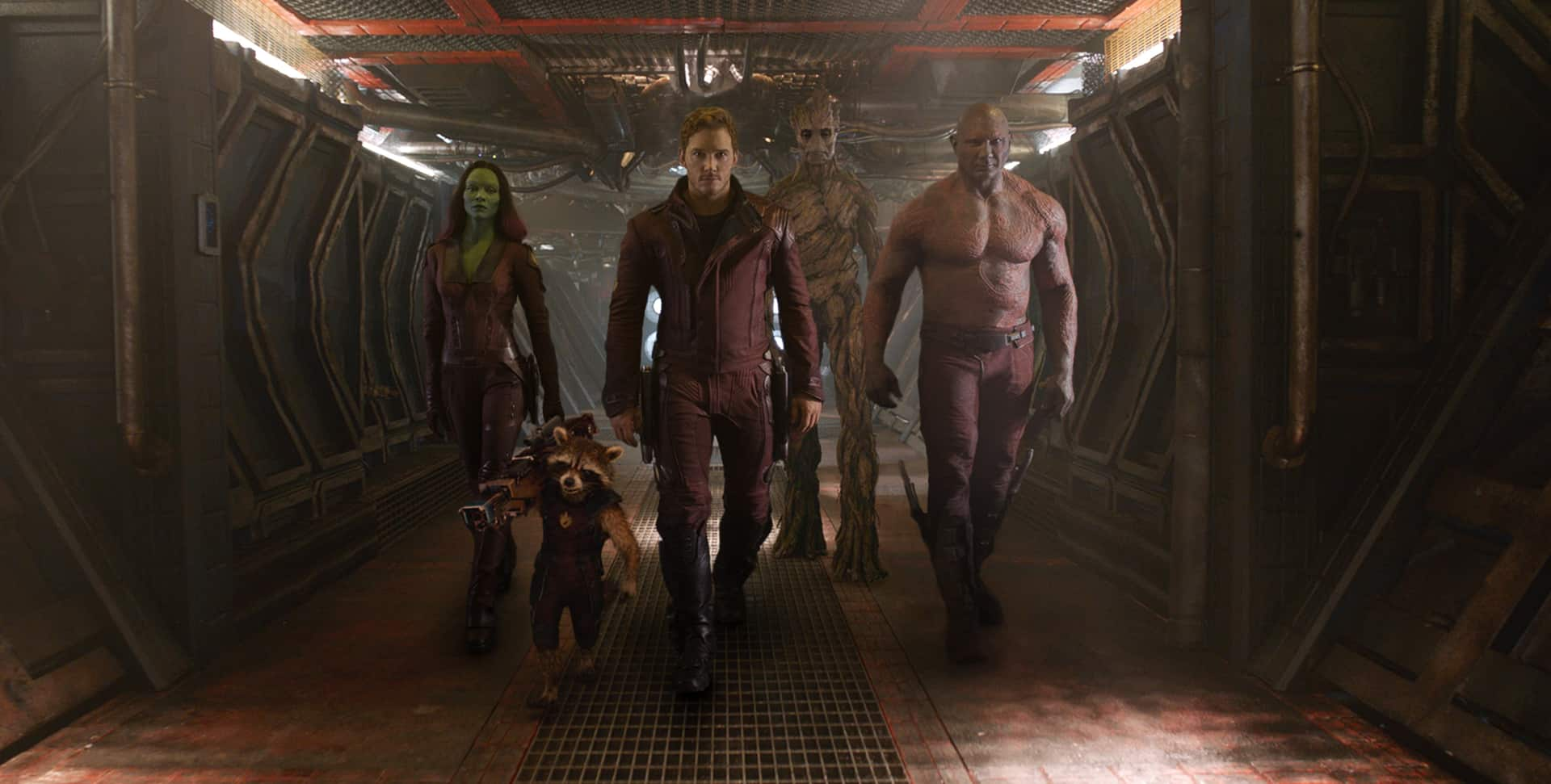 Guardians of the Galaxy review, movie images