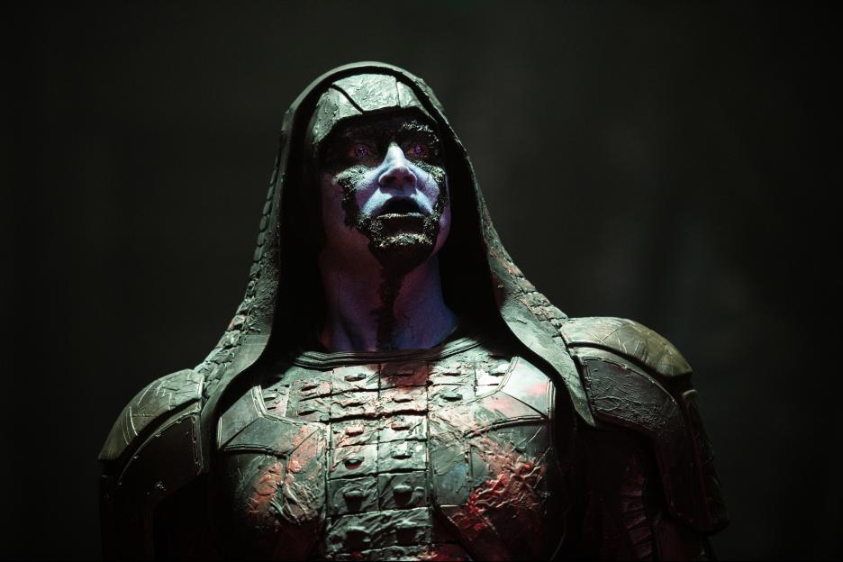 Guardians of the Galaxy Movie review, end credit scenes, movie images, Ronin, Lee Pace