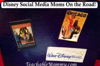 Getting Inspired at Disney Social Media Moms On the Road
